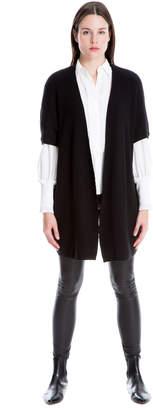 Max Studio half-sleeve long cardigan