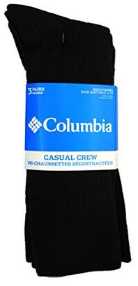 Columbia Men's Cotton Crew 3 pack