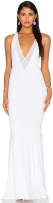 Gemeli Power Dupeyroux Jersey Gown $756 thestylecure.com