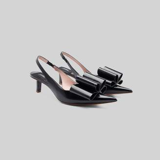 Marc Jacobs Slingback Pump with Bow