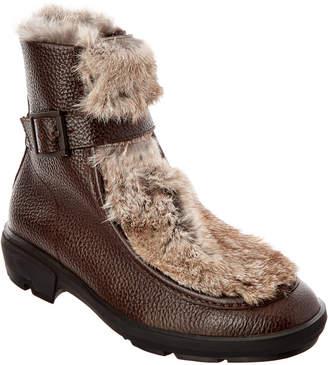 Aquatalia Men's Marcello Waterproof Leather Boot