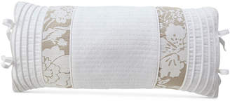 "Croscill CLOSEOUT! Nellie 22"" x 11"" Boudoir Decorative Pillow"