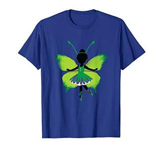 Cute Ballet Dancer with Butterfly wings T-Shirt
