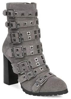 Fergie Juliette Suede Boots