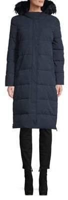 Tommy Hilfiger Faux Fur-Trimmed Hooded Parka