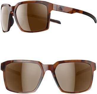 adidas Evolver LST 60mm Sunglasses