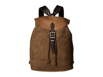 Filson Small Rugged Suede Backpack