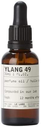 Le Labo Ylang 49 Perfume Oil 30Ml