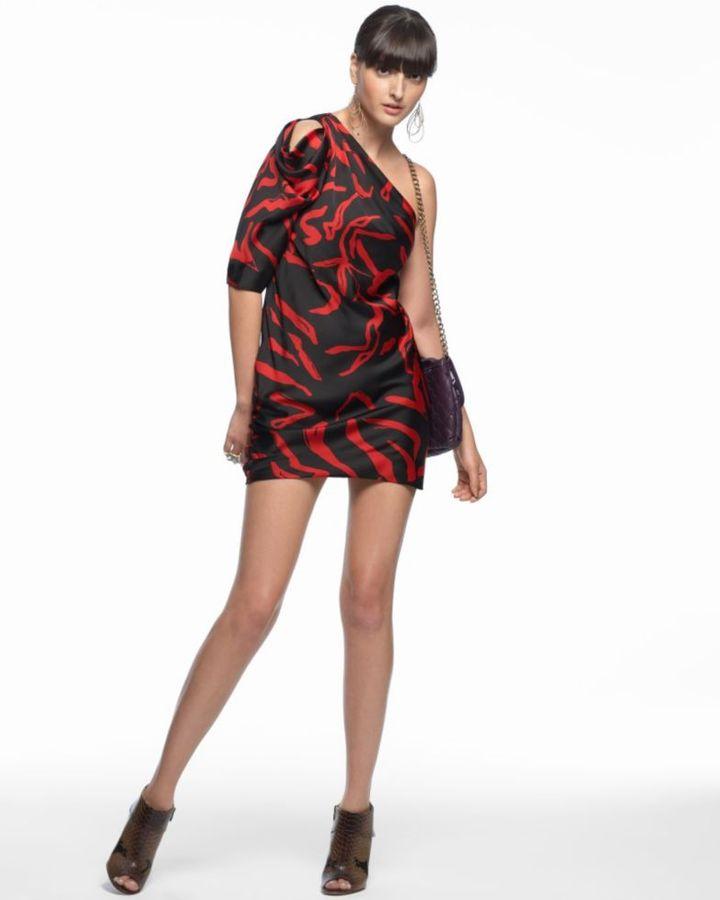 Rachel Rachel Roy Dress, One Shoulder