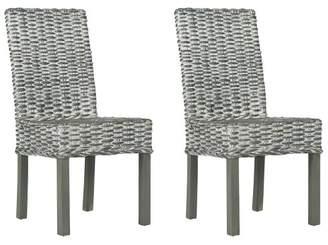 Safavieh Dining Chair Wood/Gray