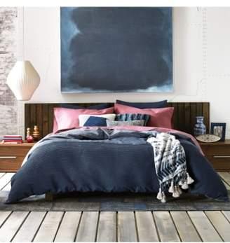 Tommy Hilfiger Vintage Pleated Comforter & Sham Set