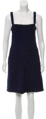 Chanel Spring 2013 Tweed Dress