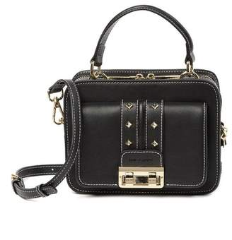 Belle & Bloom Frenchie Lover Leather Satchel