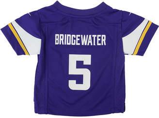 Nike Babies' Teddy Bridgewater Minnesota Vikings Game Jersey $45 thestylecure.com