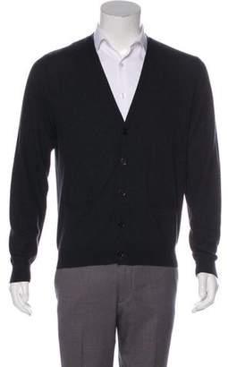 Ralph Lauren Black Label Cashmere Knit Cardigan