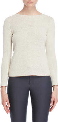 Roberto Collina Reverse Seam Sweater