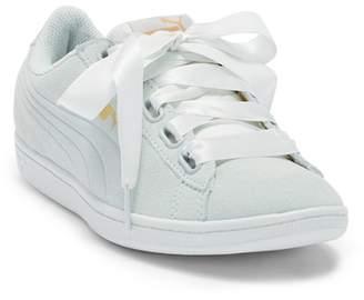 Puma Vikky Ribbon Suede Sneaker