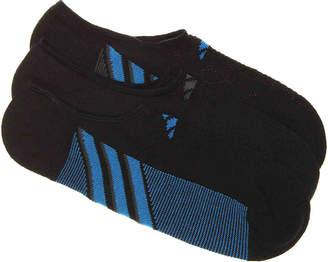 adidas Superlite No Show Socks - 3 Pack - Men's