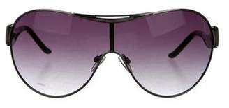 Just Cavalli Oversize Shield Sunglasses