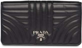 Prada (プラダ) - Prada ダイアグラム チェーンウォレット