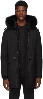 Mackage SSENSE Exclusive Black Down Moritz-D Coat