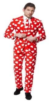 Opposuits OppoSuits Men's Mr. Lover Lover Valentine Suit