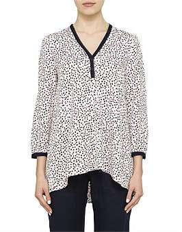 David Jones V Neck Tunic