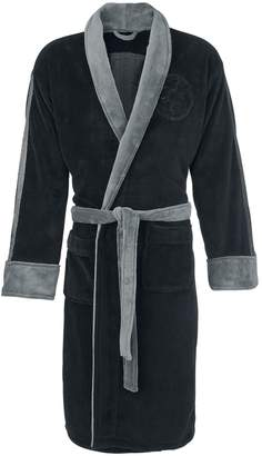 Star Wars Official Darth Vader Embossed Dressing Gown Bathrobe