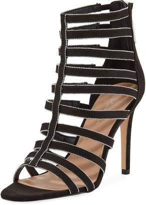 BCBGeneration Jacqueline Caged High-Heel Sandals