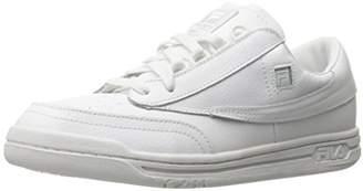 Fila Men's Original Tennis Fashion Sneaker, White, 9 M US