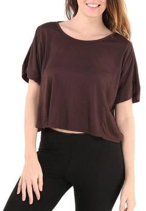 24/7 Comfort Apparel Women's Dolman-sleeve Top