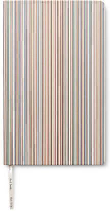 Paul Smith Signature Stripe Medium Notebook