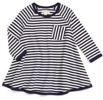 Girl's Tucker + Tate Swingy Stripe Tunic $29 thestylecure.com