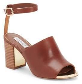 Rachel Zoe Grechen Peep-Toe Sandals