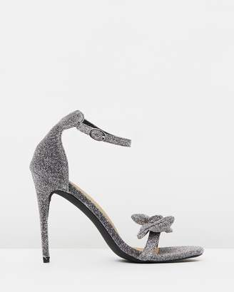 Spurr ICONIC EXCLUSIVE - Aska Bow Heels