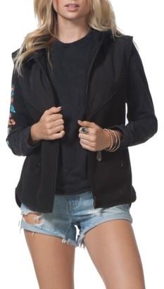 Women's Rip Curl Bleaker Anti Series Hooded Vest $69.50 thestylecure.com