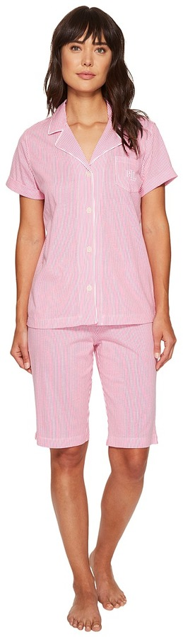Lauren Ralph LaurenLAUREN Ralph Lauren - Bermuda PJ Set Women's Pajama Sets