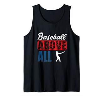 Baseball Above All Tank Top