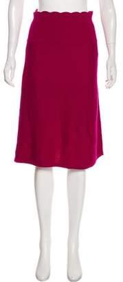 Sonia Rykiel Sonia by Mini Knit Skirt
