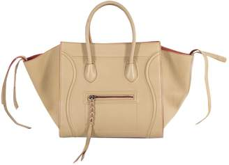 Celine Luggage Phantom leather handbag
