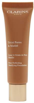 Clarins Pore Perfecting Matifying Foundation - 03 Honey - 1 Ounce