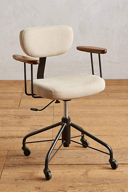 Anthropologie District Eight Kalmar Desk Chair