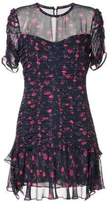 Tanya Taylor floral print dress