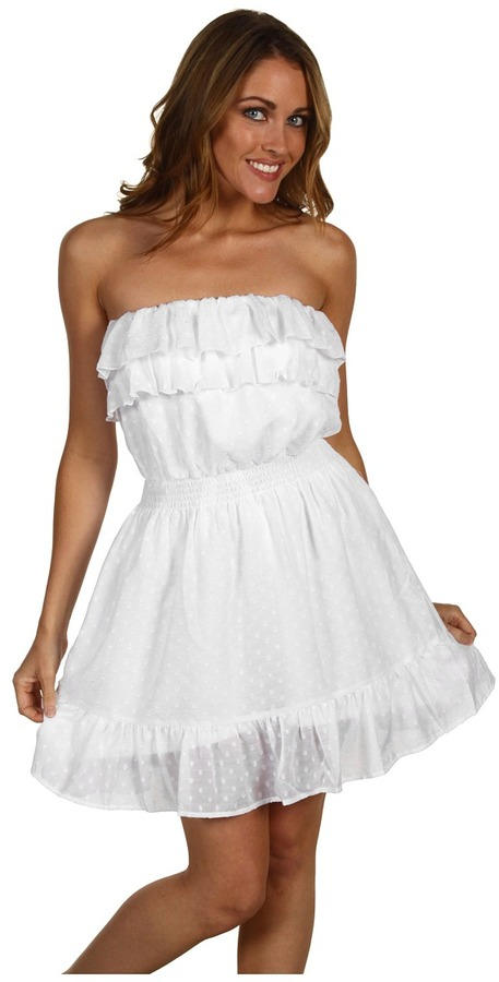 Lilly Pulitzer Quincy Dress (Resort White) - Apparel