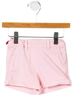 Eddie Pen Girls' Woven Shorts