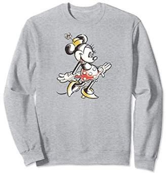 Disney Minnie Mouse Sketch Sweatshirt