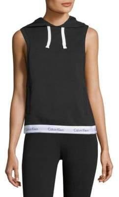 Calvin Klein Sleeveless Hoodie
