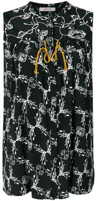 Schumacher Dorothee printed sleeveless blouse