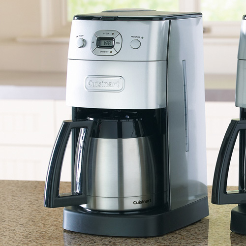 Cuisinart Automatic Grind & Brew Thermal 10-Cup Coffee Maker