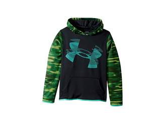 Under Armour Kids AF Highlight Sleeve Hoodie (Big Kids)